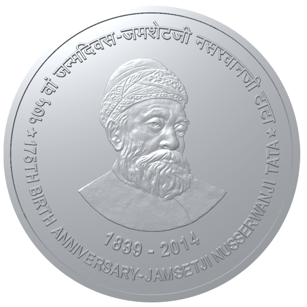 175th Birth Anniversary of Jamsetji Nussarwanji Tata